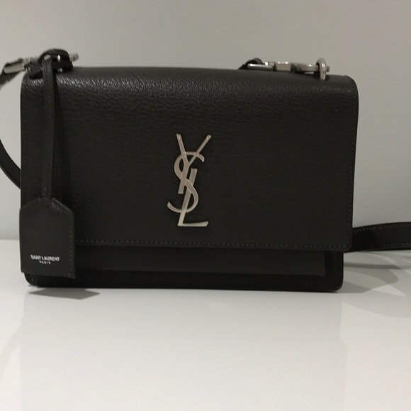 f1735d3e49b8 Authentic Saint Laurent shoulder bag